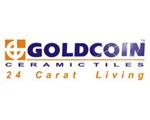 Gold Coin Ceramic