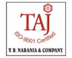 V B Naraniya & Co (Taj)