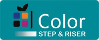 Color Step Riser