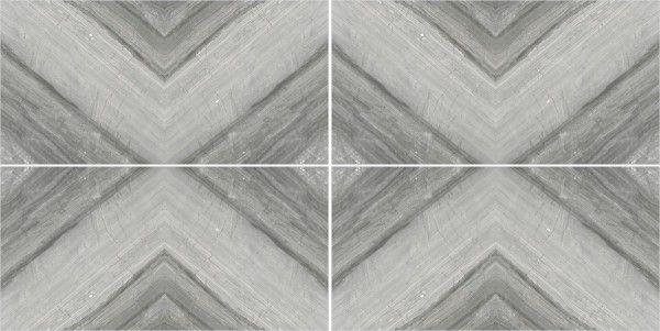 - 600 x 1200 mm ( 24 x 48 inch ) - Marmo Stesso -A B