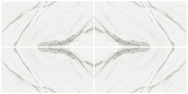 Porcelain Tiles | PGVT & GVT - 600 x 1200 mm ( 24 x 48 inch ) - MAXICAN PEARL A-B