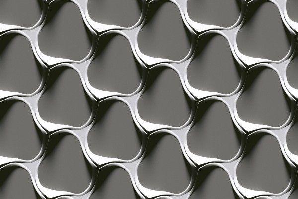 Wall Tiles - 300 x 450 mm (12 x 18 pulgadas) - 4076-DK-PLAIN