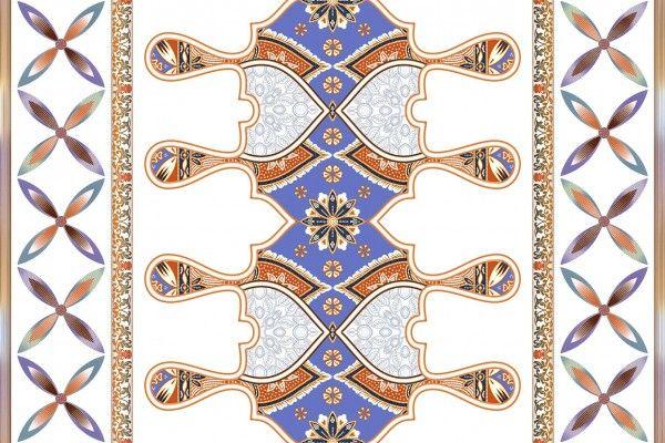 Wall Tiles - 250 x 375 mm ( 10 x 15 inch ) - 317-HL-1