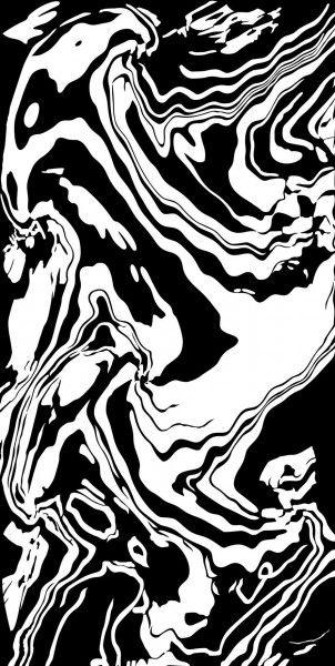 - 600 x 1200 mm ( 24 x 48 inch ) - ORIENT BLACK-neew
