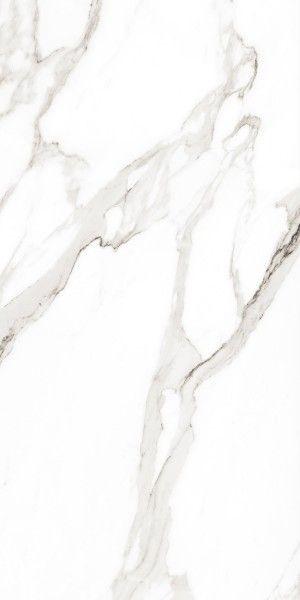 Porcelain Tiles | PGVT & GVT - 800 × 1600 مم (32 × 64 بوصة) - Rigato white-01