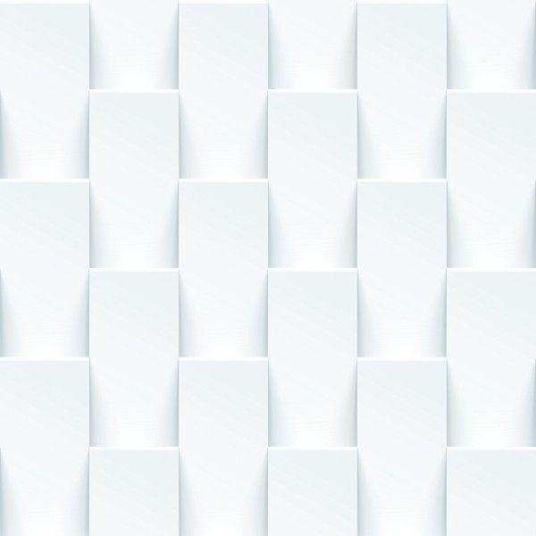 3D Tiles - Any Size - WHITE PANEL