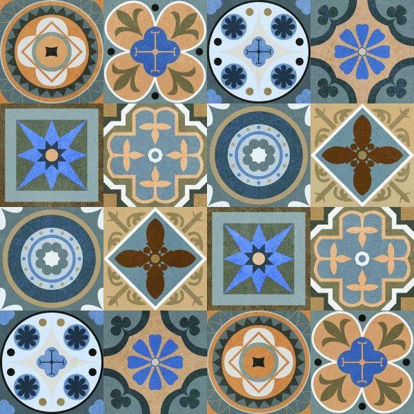 Ceramic Floor Tiles - 600 x 600 mm ( 24 x 24 inch ) - 1024