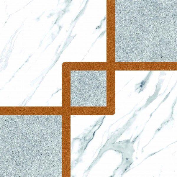 Ceramic Floor Tiles - 600 × 600 مم (24 × 24 بوصة) - 1079