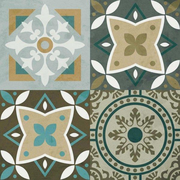 Ceramic Floor Tiles - 600 x 600 mm ( 24 x 24 inch ) - 1091
