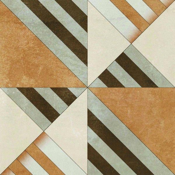Ceramic Floor Tiles - 600 × 600 مم (24 × 24 بوصة) - 1116