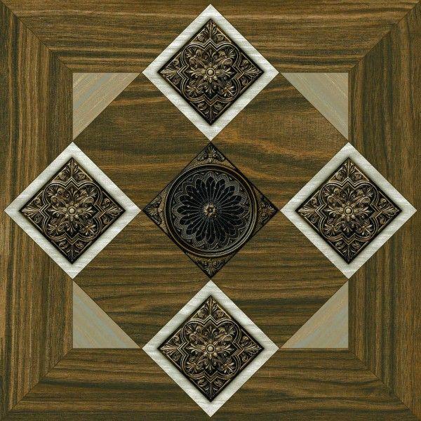Ceramic Floor Tiles - 600 x 600 mm ( 24 x 24 inch ) - 1123