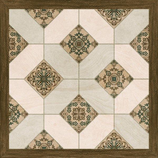 Ceramic Floor Tiles - 600 x 600 mm ( 24 x 24 inch ) - 1135