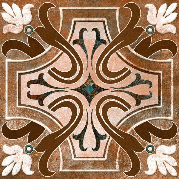 Ceramic Floor Tiles - 600 x 600 mm ( 24 x 24 inch ) - 1154