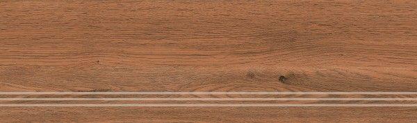 Step and Riser / Strips - 300 x 1200 mm ( 12 x 48 inch ) - Step Board wood orange_01