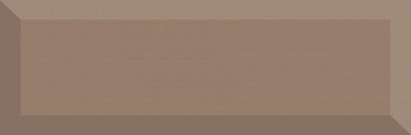 Subway Tiles - 100 x 300 mm ( 04 x 12 inch ) - DARK KHAKHI BEVEL01