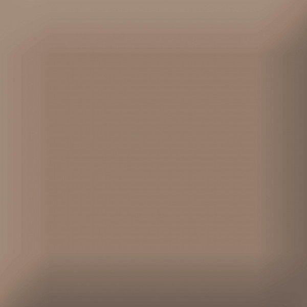 Subway Tiles - 200 x 200 mm ( 08 x 08 inch ) - DARK KHAKHI DOME05