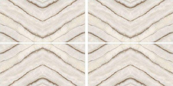 Porcelain Slab - 800 x 1600 mm ( 32 x 64 inch ) - Onyx Gam -AB